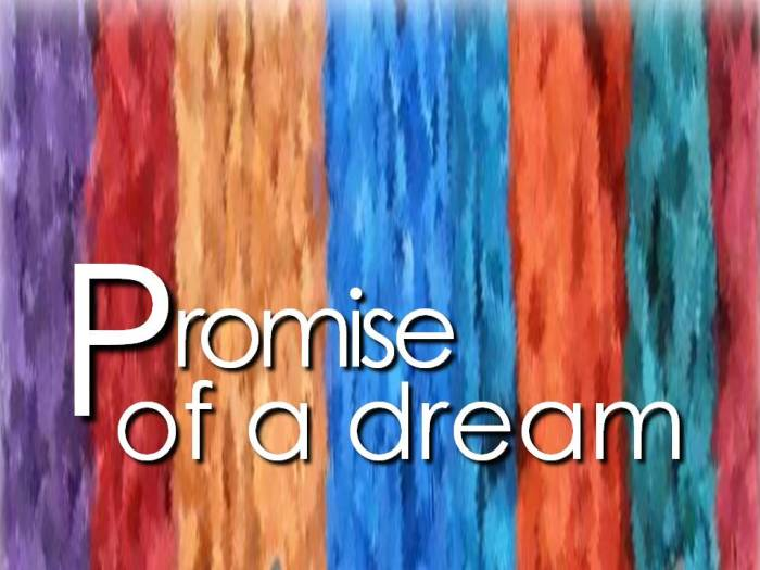promise-of-a-dream