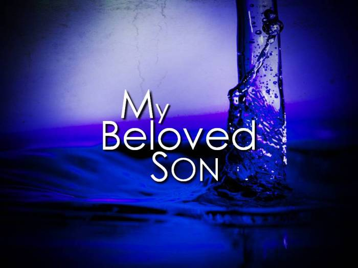 my-beloved-son